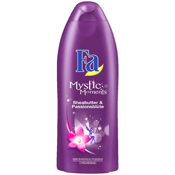 Fa Schaumbad Mystic Moments Sheabutter & Passionsblüte 500ml